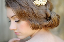 Photography by Deyla Huss Photography Hair piece by Tessa Kim