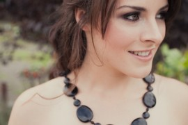 Makeup by Jennifer, Hair by Sunny. Photography by Jessica Hill Photography ::