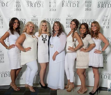 Oregon Bride Magazine Best Makeup & Hair 2013